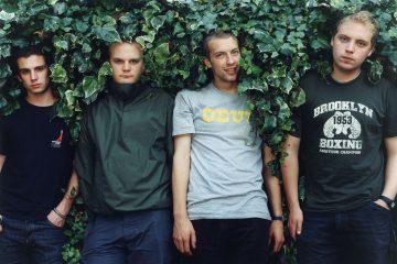 Coldplay Band Photo