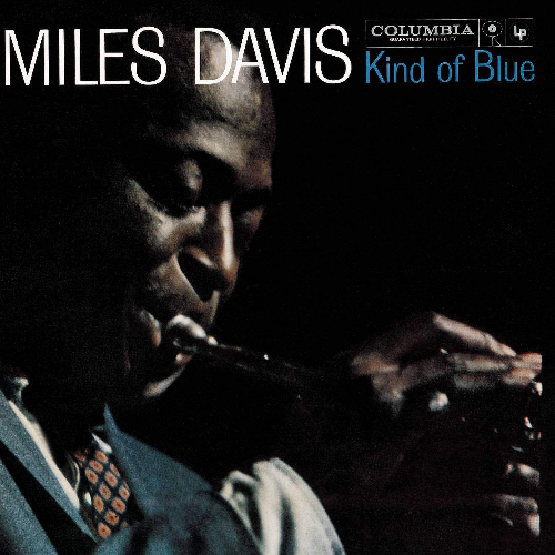 Miles Davis - Kind of Blue Вініл