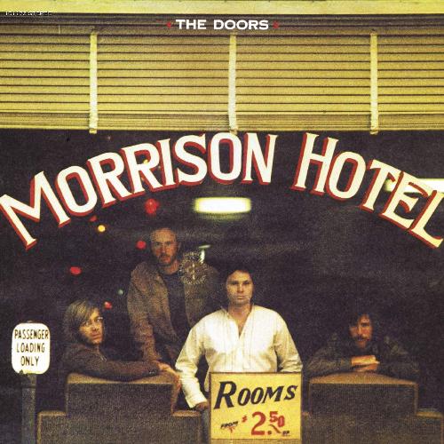 The Doors - Morrison Hotel Вініл