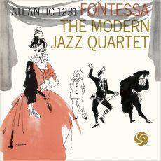 The Modern Jazz Quartet - Fontessa Вініл