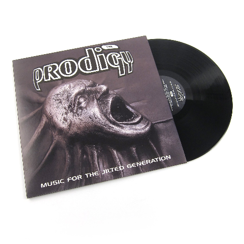 The Prodigy – Music For The Jilted Generation Вініл