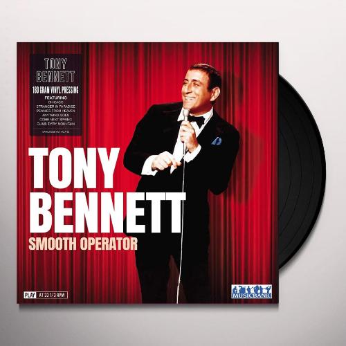 Tony Bennett - Smooth Operator Вініл