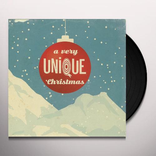 Various Artists - A Very Unique Christmas Вініл