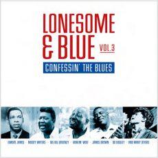 Various Artists - Lonesome & Blue Vol 3 Вініл