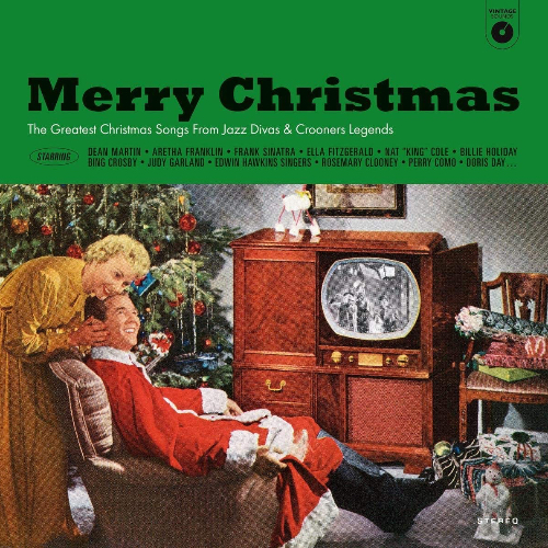 Various Artists - Merry Christmas Вініл