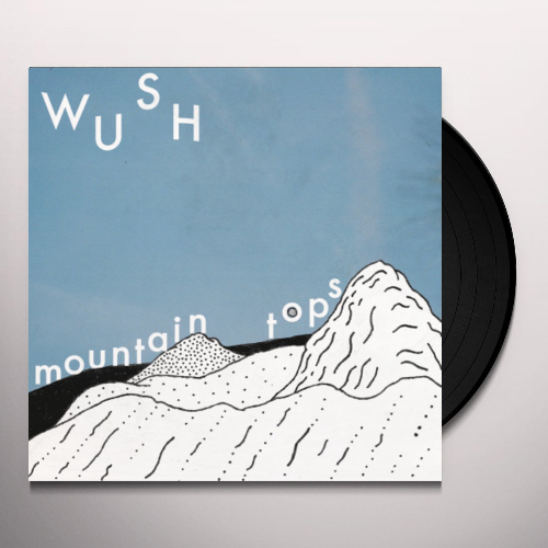 wush - Mountain Tops Вініл