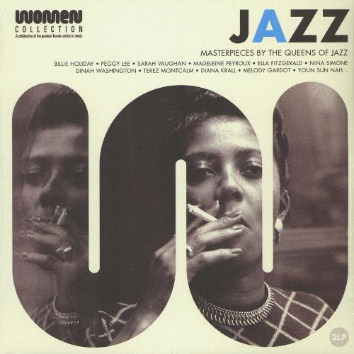 Various Artists - Jazz Women (Masterpieces From The Queens Of Jazz) Вініл
