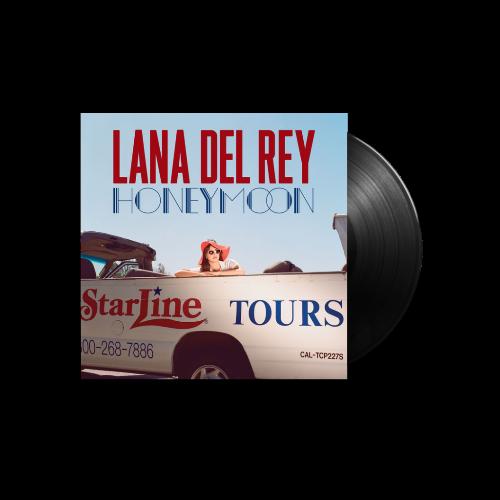 Lana Del Rey - Honeymoon Вініл