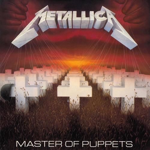 Metallica - Master of Puppets Вініл