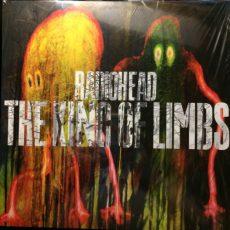 Radiohead - The King of Limbs Вініл