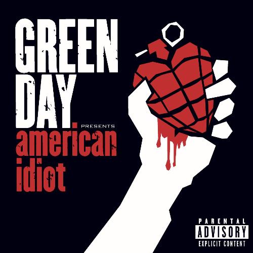 Green Day - American Idiot Вініл