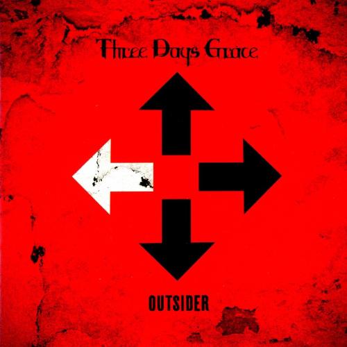 Three Days Grace – Outsider Вініл
